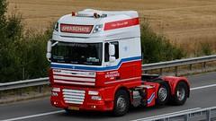 NL - Spekschate DAF XF 105 SSC (BonsaiTruck) Tags: spekschate daf lkw lastwagen lastzug truck trucks lorry lorries camion caminhoes