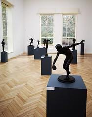 """Zarte Männer"" (Berliner1963) Tags: zartemänner sculpture skulpture georgkolbemuseum museum charlottenburg berlin germany deutschland"