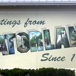 Greetings from Gatorland mural thumbnail