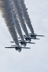 2018岐阜基地航空祭 Blue Impulse T-4 (Legacy_dsss) Tags: jasdf 航空自衛隊 航空自衛隊岐阜基地 岐阜基地 岐阜基地航空祭 airplane aircraft 飛行機 kawasaki t4 blueimpulse ブルーインパルス rjng qgurjng qgu