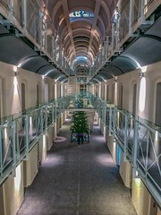 The Malmaison hotel in Oxford. A converted prison (Alan Reeve) Tags: hotel prison oxford malmaison