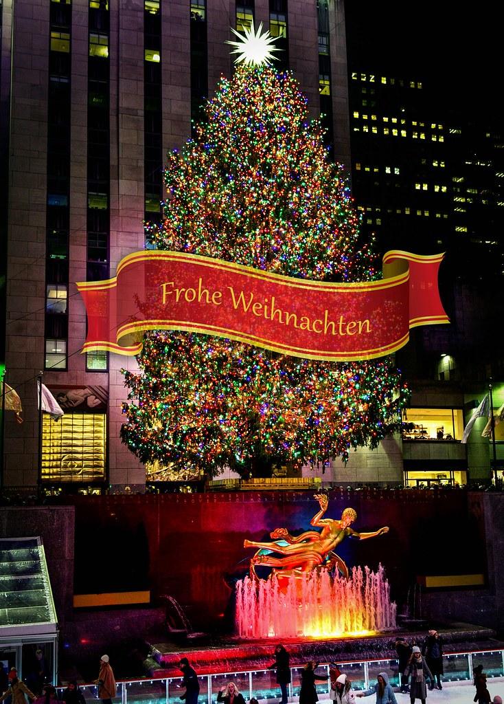 Weihnachtsbilder New York.The World S Best Photos Of Tannenbaum And Weihnachten Flickr Hive Mind