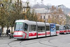BRN_1943_201811 (Tram Photos) Tags: skoda škoda 13t brno brünn strasenbahn tram tramway tramvaj tramwaj mhd šalina dopravnípodnikměstabrna dpmb
