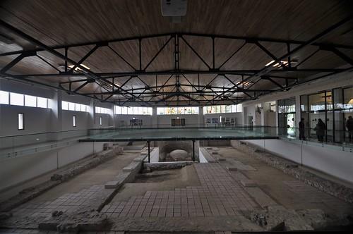Niculitel - Palaeo-Christian crypt of Zotikos, Attalos, Kamasis and Philippos and 4th century basilica