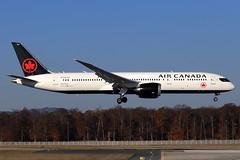 Air Canada  Boeing 787-9 Dreamliner C-FVLQ (widebodies) Tags: frankfurt main fra eddf widebody widebodies plane aircraft flughafen airport flugzeug flugzeugbilder air canada boeing 7879 dreamliner cfvlq