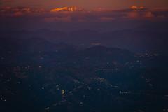 Sunset at Nagarkot, Nepal (CamelKW) Tags: tibet2018 sunset nagarkot nepal suntol bagmatizone np