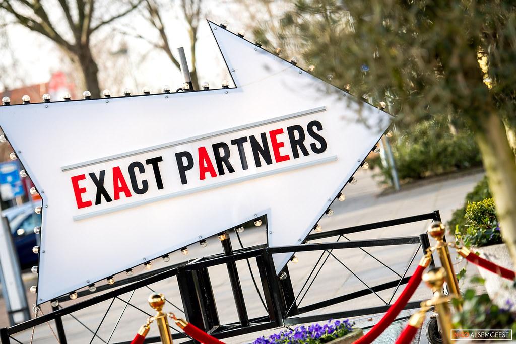 Exact Partner van het jaar 2018