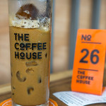 Vietnamese Iced Coffee with Order and Receipt in the Background thumbnail