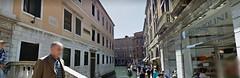 4 (ERREGI 1958) Tags: canali canale veneto venezia verona italia italy pedone passante ponte bridge