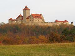 Veste Wachsenburg (germancute) Tags: wachsenburg wald outdoor nature landscape landschaft thuringia thüringen baum burg dreigleichen castle