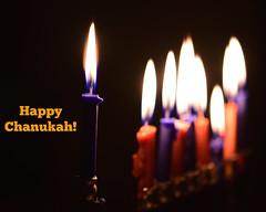 Happy Chanukah! (slgckgc) Tags: card chanukah chanuka candles hannuka hanukah hannukah hanuka