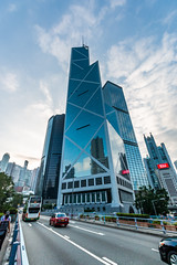 Near the Bank of China Tower (Justin Kane) Tags: hong kong bank china tower hongkong hk