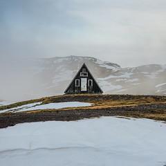 Isolation (Caledonia84) Tags: iceland icelandic mountains pass abandoned isolation barren sony a7ii canon sigmamc11 landscape