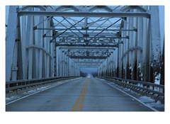 Crossing the Gerstle (Robert Drozda) Tags: gerstleriver alaska alaskahighway bridge road ttw fbxtopdx2018 drozda
