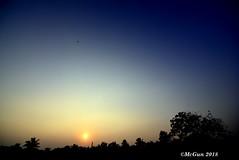 Goodbye 2018 (McGun) Tags: wideangle tokina 1116 nikon december 31 2018 31122018 sky clouds final day evening sunset chennai indi india sun