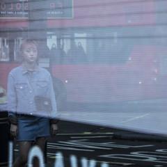 (Darryl Scot-Walker) Tags: asian girl tourists london londonstreetphotographers londonstreets abstractstreet carlzeissjena sonnar piccadillycircus reflections canondslr