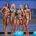 Open Figure B - 4th Michelle Edmundson, 2nd Tiffany Hibbert, 1st Kassandra Gillis, 3rd Sarah Morin