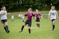 3W7A1159eFB (Kiwibrit - *Michelle*) Tags: mms girls soccer team play game home monmouth mustang middle school hailey 092018 2018 spruce mountain