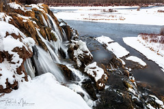 Ice Castles (RH Miller) Tags: rhmiller reedmiller landscape water waterfalls ice winter fallcreekfalls snakeriver idaho usa