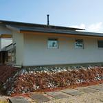 楽園生活「土塁の家」の写真