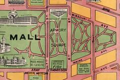 Armory Square (rockcreek) Tags: map maps 1919 dc washingtondc armorysquare emiliolscharf mall