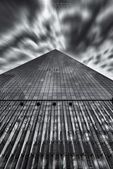 One World (Miguel Ángel Giménez-Murcianico) Tags: nueva york blancoynegro filtros nubes