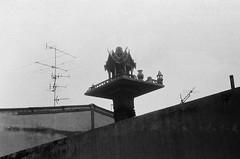 Science & Religion ( Leica M3 , Summar , Fomapan 400 ) (ลุงคริส) Tags: leica leicam3 fomapan film landofsmile indochina thailand