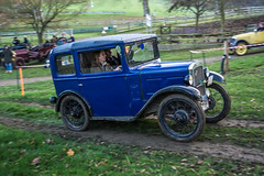 VSCC Cotswold Trial 2018 - Prescott - 17th November 2018 (Trackside70) Tags: vscc vintagesportscarclub cotswold trial sporting vintage car prescott hillclimb 2018 uk historic motorsport nikond7100