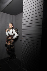 Steampunk (Claude Schildknecht) Tags: ad600pro beautybox broncolor cosplay eurexpo europe france godox japantouch japon lyon manfrotto places steampunk