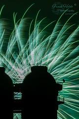 Feuerwerk vom Winterleuchten Dortmund (Frank Heldt Photography) Tags: dortmund deutschland de feuerwerk winterleuchten frankheldt langzeitbelichtung industriekultur phoenixwest