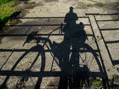 November Bicycle Commute 3 of 4 (beeldmark) Tags: fiets nederland schaduwen provincieutrecht thenetherlands オランダ netherlands schaduw bicycle cycling fietsen shadow shadows bunnik utrecht nl woonwerk commute recumbent ligfiets liegerad beeldmark panasonic gm1