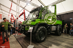 Arbeitstier Mercedes-Benz UNIMOG U530 | Austro Agrar Tulln - Agricultural Fair (martin_king.photo) Tags: austroagrar tulln falt agricultural austroagrartulln 2018 messe mesetulln people visitors austria österreich agriculturalfair arbeitstier mercedesbenz unimog mercedesbenzunimog green clouds tractor powerfull martin king photo machines strong greatday great welovefarming agriculturalmachinery farm workday working modernagriculture landwirtschaft martinkingphoto machine machinery huge big agriculturepower dynastyphotography lukaskralphotocz day fans work place typres tires michelintires