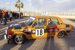 Monte-Carlo Historique 018 (Escursso) Tags: 2019 22e barcelona barcelone catalonia catalunya cotxes fia historique montecarlo cars classic historic motorsport racing rally rallye spain seat 124 especial 1800