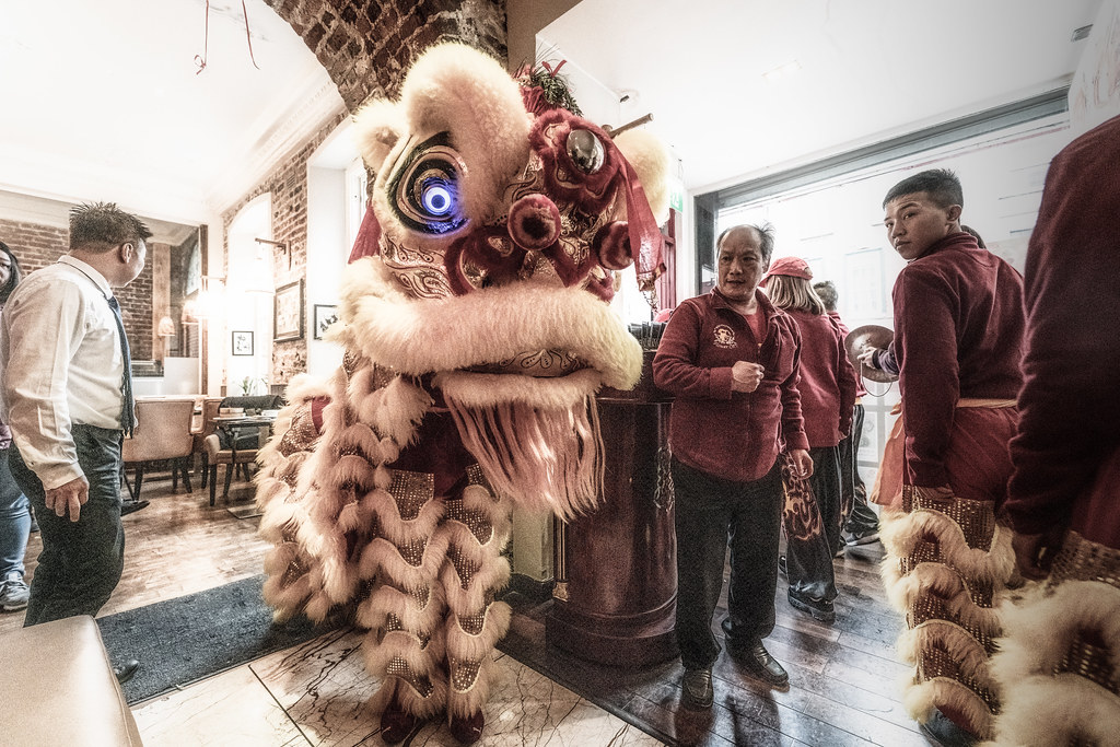 I WAS INVITED TO THE LUNAR NEW YEAR CELEBRATION AT MR. DINH ON CAPEL STREET [ THE YEAR OF THE PIG]-148739