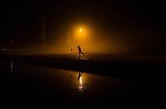 Rimini (Stefano-Bosso) Tags: rimini nightlife lake italy nighttime love stefanobosso canon silhouette shooting