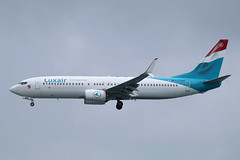 LX-LBA   ACE/GCRR  25.10.18 (Eric.Denison) Tags: lxlba boeing 737 luxair lanzarote ace gcrr img3348