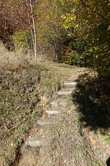Trailhead @ Hike to Belvédère du Mont Lachat @ Thônes