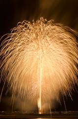 長岡まつり大花火2018 Fireworks in Nagaoka Festival 2018 (ELCAN KE-7A) Tags: 日本 japan 新潟 niigata 長岡 nagaoka 信濃川 shinano river 花火 fireworks ペンタックス pentax 2018 k5iis