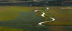 Slither (TigerPal) Tags: saskatchewan sask summer rural exploration aerial birdseye southey flight doug cessna fairyhill quappellevalley quappelle quappelleriver river stream meander slither valley green