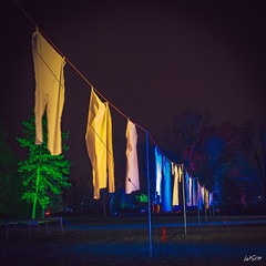 Fast trocken (WiSchWerk) Tags: wischwerk städte lusienpark januar winterlichter nachtaufnahmen orte mannheim badenwürttemberg deutschland de