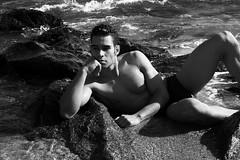 Pawel for Adon (tim_asato) Tags: timasato pawelattig marytorres male model modelo masculino masculine hunk trunk jock stud hot sexy sex ocean oceano mar sea muscle musculo pecs abs bulge wet mojado underwar ropainterior swinwear bañador rock rocas handsome guapo portrait retrato fit fitness