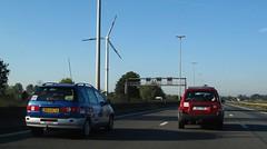 Antwerp-Banjul Challenge (rvandermaar) Tags: 1997 toyota picnic ford maverick fordmaverick toyotapicnic rdlv74 sidecode5