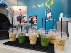 "Smoothie Catering , mobile Smoothiebar, messe Catering, Düsseldorf für Ashfild in der Klassik Remise auf der Jobvector • <a style=""font-size:0.8em;"" href=""http://www.flickr.com/photos/69233503@N08/46313905622/"" target=""_blank"">View on Flickr</a>"