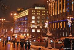 Засніжений зимовий Київ 180 InterNetri.Net Ukraine