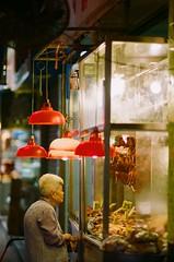 Sham Shui Po Market in Hong Kong (TAHUSA) Tags: hong kong hk nikon f100 film agfaphoto agfa vista 200 nikkor 135mm f2 dc nikon135mmf2dc colour negative c41 filmphotography bokeh street photography iso200