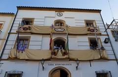 El Ayuntamiento en Carnaval. Alameda (Málaga) (lameato feliz) Tags: carnaval alamedacarnaval alameda arquitectura