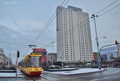 3007 - 22 - 21.12.2018 (VictorSZi) Tags: poland warsaw varsovia transport tram tramvai publictransport winter iarna december decembrie nikon nikond5300
