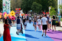 20181228-22-Taste of Tasmania 2018 (Roger T Wong) Tags: 2018 australia hobart rogertwong sel24105g sony24105 sonya7iii sonyalpha7iii sonyfe24105mmf4goss sonyilce7m3 tasmania tasteoftasmania crowds festival food people stalls summer