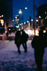 Blurred vision (ewitsoe) Tags: ewitsoe nikon street warszawa winter erikwitsoe erikwitsoecom poland snow urban warsaw blur bokeh cityscape atmosphere lights city