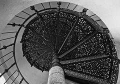 E_M_A_Turm_002 (Tom de Long) Tags: arndt arndtturm bergen architektur rügen ernstmoritzarndt treppen wendeltreppe bw schwarzweiss